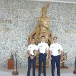Escola Naval participa da International Week na França