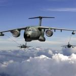 Embraer e Boeing fazem parceria para vender KC-390