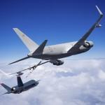 Boeing começa montagem do primeiro KC-46