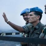 General Santos Cruz participa de coletiva de imprensa no Congo