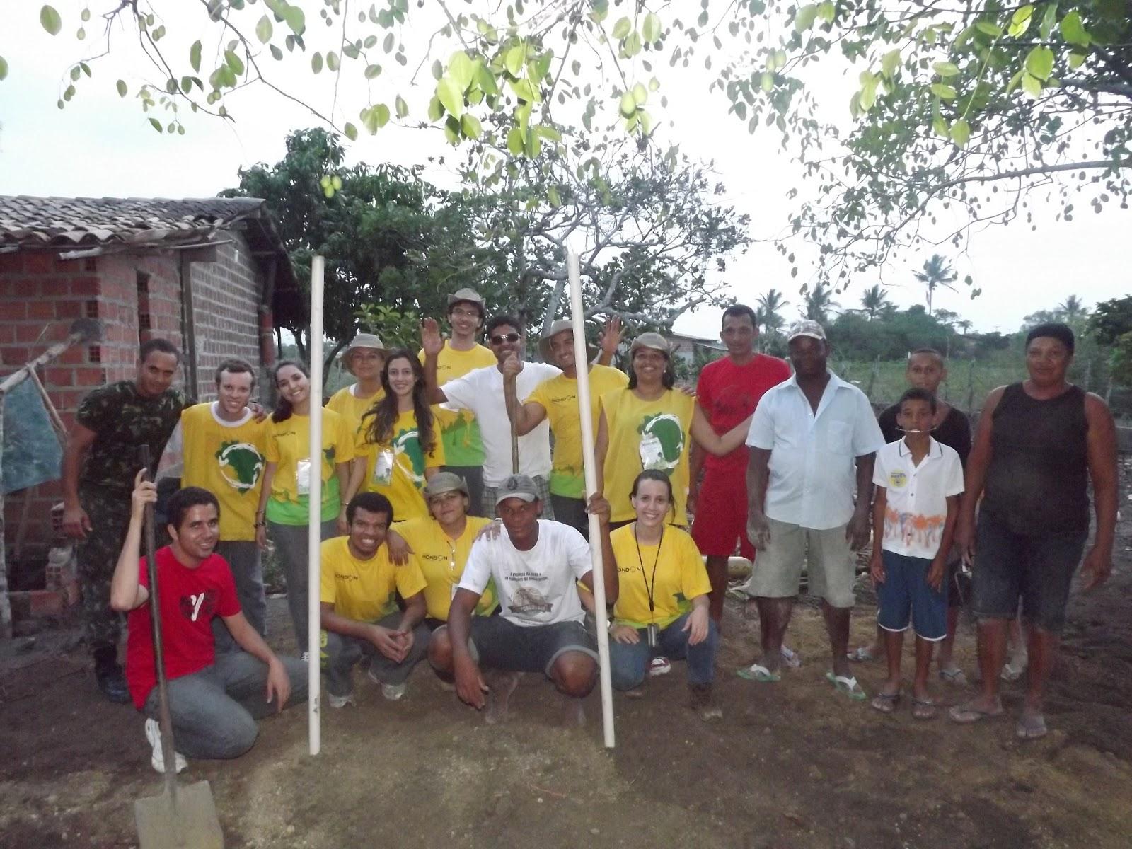14 Terceiro dia de Trabalho Comunidade Mangueira 23.01.13 Fossa Séptica (68)