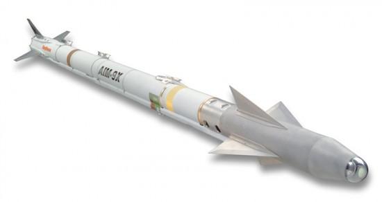 AIM-9X-Sidewinder