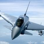 Incidente entre caças britânicos e bombardeiros russos