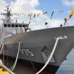 "Comando do 3º Distrito Naval recebe Navio-Patrulha ""Macau"""
