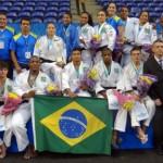 Brasil vence Mundial Militar de Judô no Casaquistão