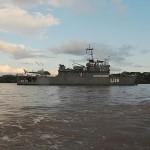 Comando do 9º Distrito Naval apresenta resultados da Operação Ágata 7