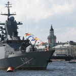 Marinha da Rússia receberá número recorde de navios em 2013