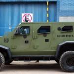 Nova torre para o Hunter TR- 12  é desenvolvida pela Armor International