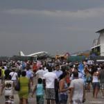 Museu Aeroespacial celebra o dia do Aviador