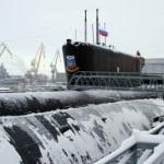 Marinha russa adotará oito submarinos nucleares até 2020