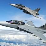 SAAB apresenta resultados dos primeiros 9 meses de 2013 e destaca interesse pelo Gripen