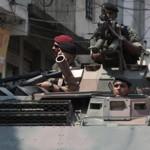 Emprego de tropas de cavalaria no combate às gangues no Rio de Janeiro