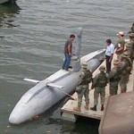 Forças de segurança equatorianas capturam narcossubmarino