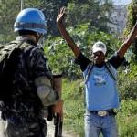 Soldado brasileiro se mata em missão no Haiti