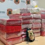 FAB ignora principal rota aérea de tráfico de cocaina