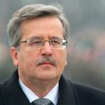 Presidente polonês convoca Conselho de Segurança Nacional sobre situação na Ucrânia
