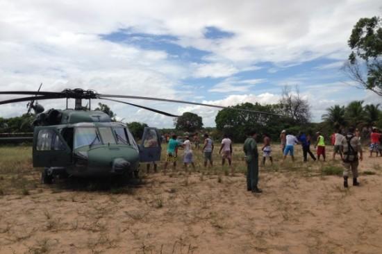 Ajuda Humanitária_3_Força Aérea Brasileira