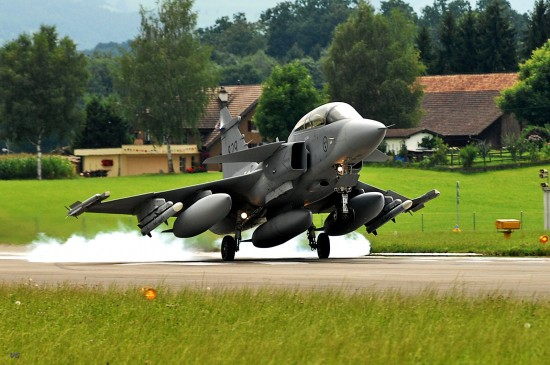 Gripen NG Fighter Jet Plane (12)