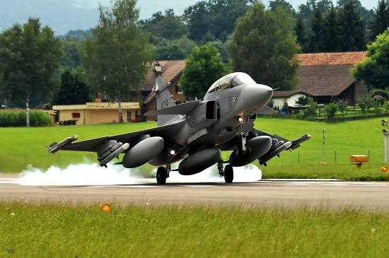 Gripen NG Fighter Jet Plane (12)