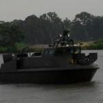 Força Naval recebe duas lanchas para fiscalização de fronteiras