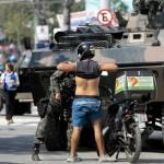 Defesa prevê Forças Armadas no papel de polícia