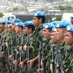 Exército Brasileiro comemora participação em missões de paz no mundo