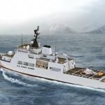 General Dynamics, L3 e Navantia se juntam para desenvolver futuro navio da USCG