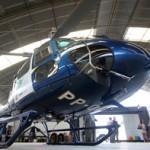 Grupamento Aeromóvel da PMERJ recebe nova aeronave da Helibras