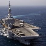 Thales é selecionada para fornecer sistemas IFF para porta-aviões Charles de Gaulle e fragatas Horizon