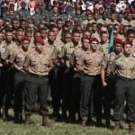 Brevetação da Brigada de Infantaria Pára-quedista