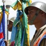 1ª DE celebra os 69 anos da conquista de Monte Castelo