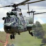 Helibras entrega dois novos EC725 para as Forças Armadas