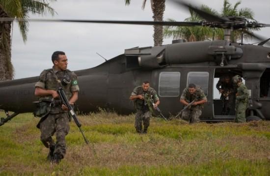 Foto : Ag Força Aérea / Sgt Batista