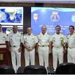Visita do Chefe do Estado-Maior Geral da Armada da Argentina
