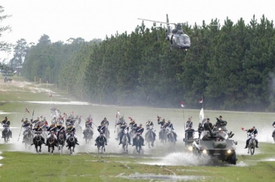 Cavalaria a carga