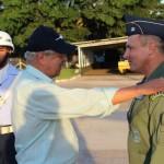 Secretário Geral do Ministério da Defesa conhece Base Aérea de Campo Grande