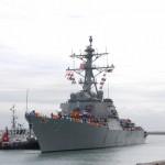 Bombardeiro russo 'desligou' o destróier USS Donald Cook