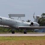 FAB recebe avião de vigilância aérea modernizado que será utilizado na Copa do Mundo