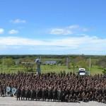 Efetivo da Base Aérea de Natal participa de exercício que simula conflito real
