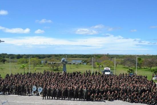 Foto : Ag Força Aérea / Sgt Canário