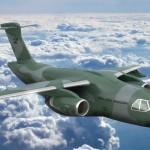 Suécia esta interessada em participar do projeto KC-390