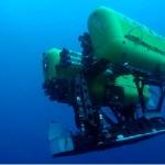 Embarcação não-tripulada norte-americana naufraga no oceano Pacífico