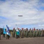 Homenagens marcam formatura pelo Dia da Aviação de Patrulha