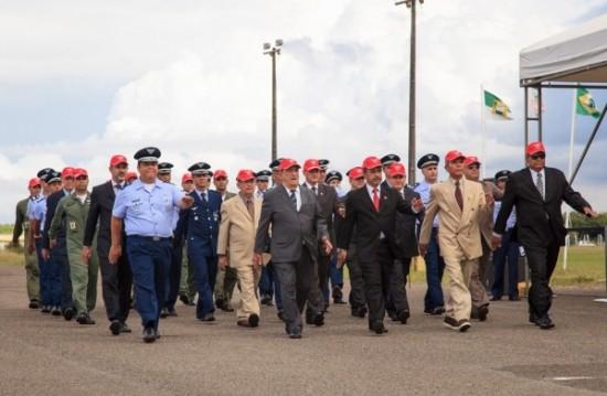 Ag Força Aérea / Sgt Batista