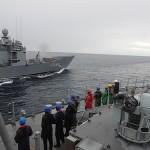 """Marinhas do Brasil e da Turquia realizam Operação """"PASSEX"""""""