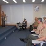 Comandante do Exército visita Comando da 1ª Região Militar
