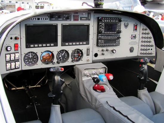 T 90 Cockpit