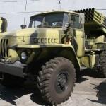 Venezuela testa lança-foguetes russo