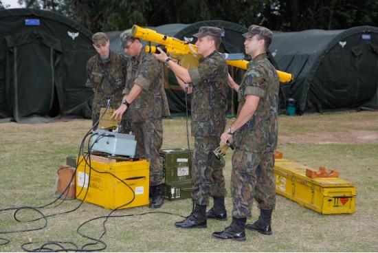 Foto : Ag Força Aérea / Sgt Johnson