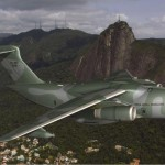 Embraer recebe as primeiras turbinas IAE V2500-E5 do KC390